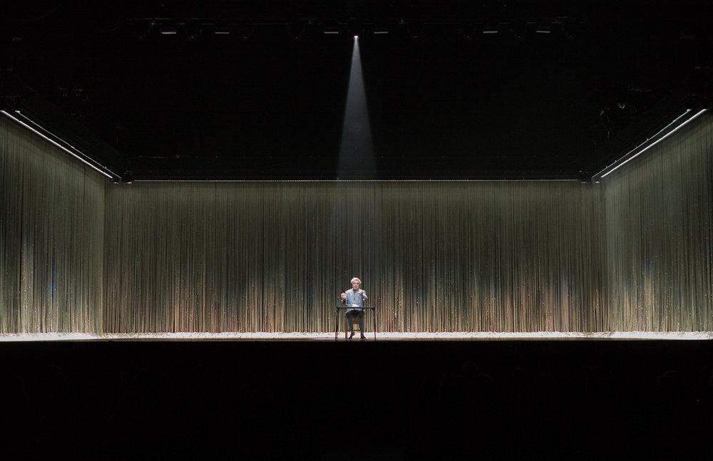 David Byrne, Trenton, 2018