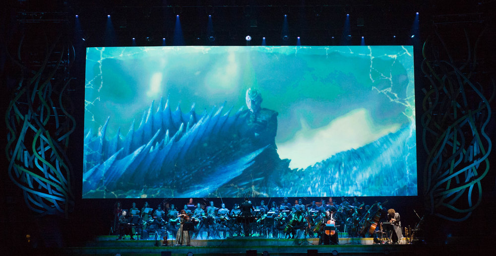 Game Of Thrones Live Concert Experience, Madrid 2018