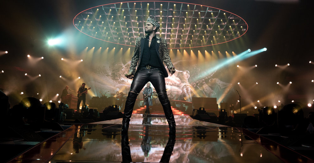 Queen + Adam Lambert at Las Vegas, 2018