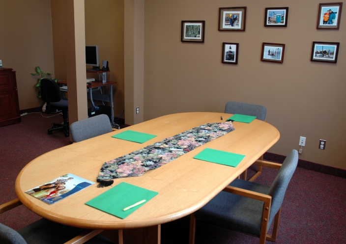 Free Boardroom for your meetings