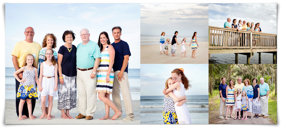 Mackay family new smyrna beach victoria demore photography orlando family photographer