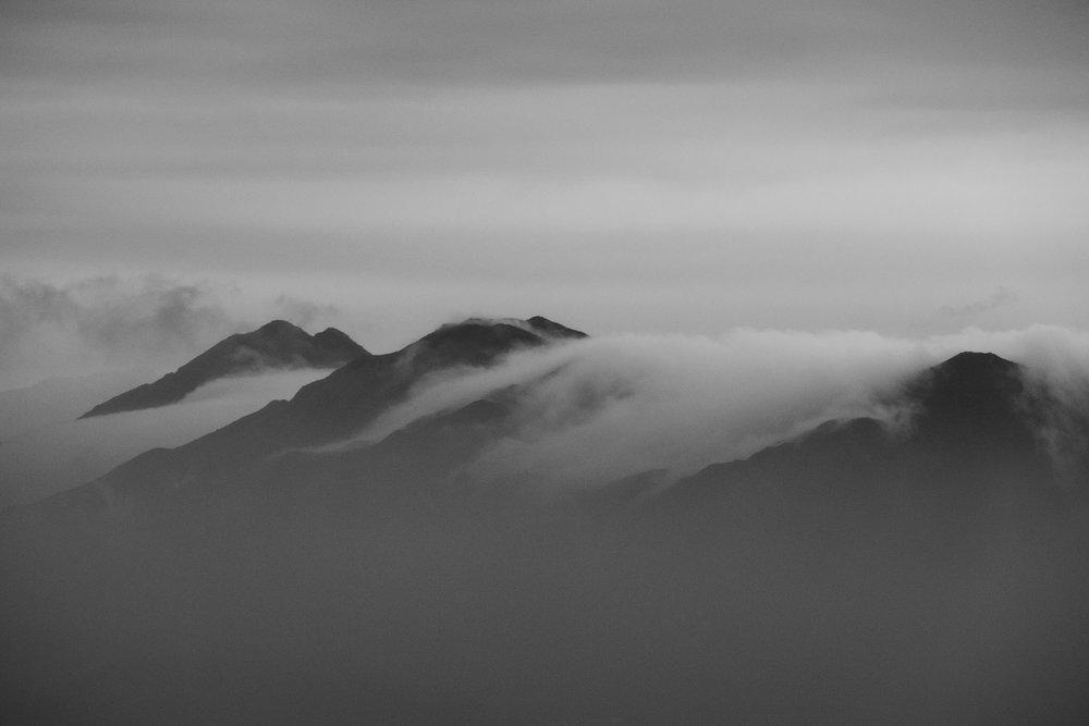Blick Richtung Süden vom Victoria Peak