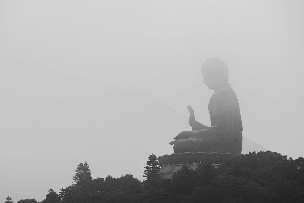 Big Buddha auf Lan Tau