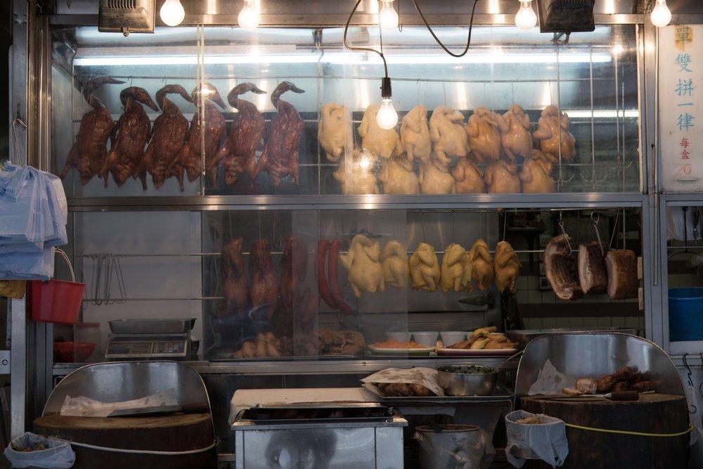 Fleischhändler