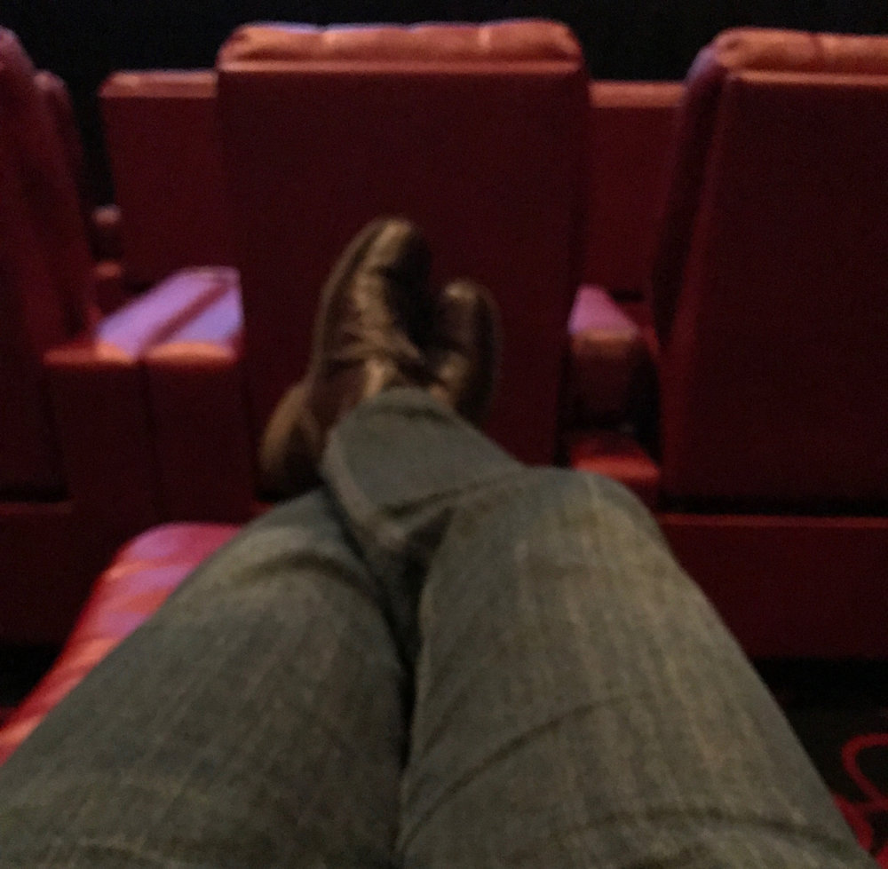 Kino mit LIEGESITZEN für 12$!!!