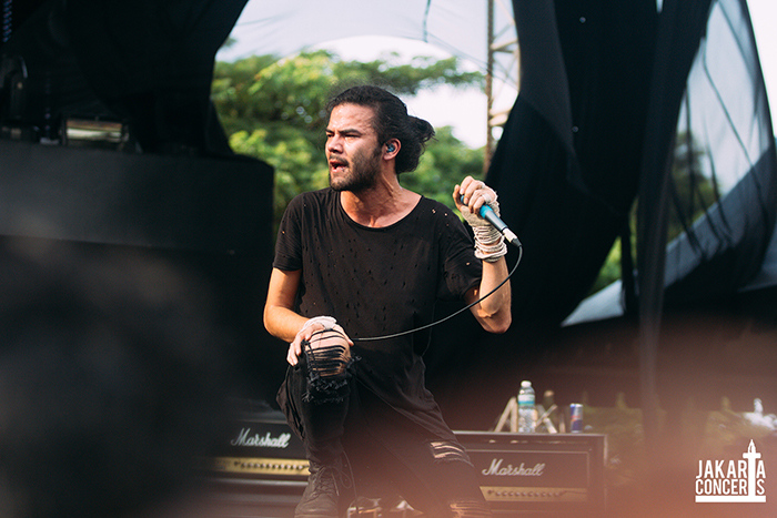 Marcus Bridge dari Northlane