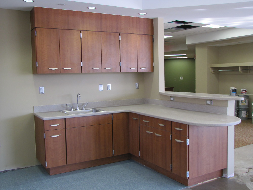 Henry Ford Hospital, West Bloomfield — Troy Millwork Inc