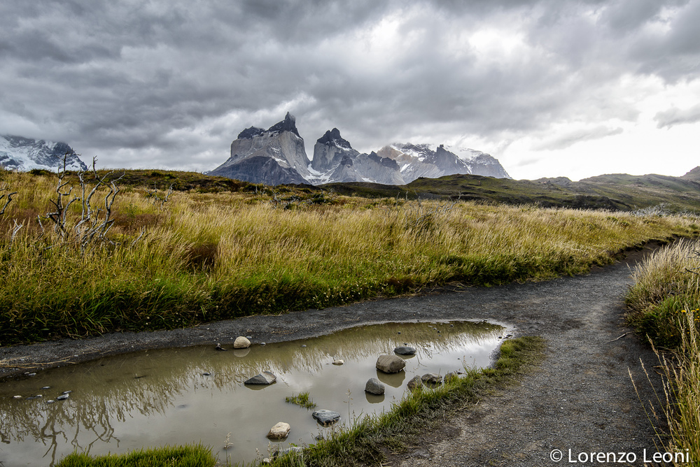 Cuernos of Torres del Paine