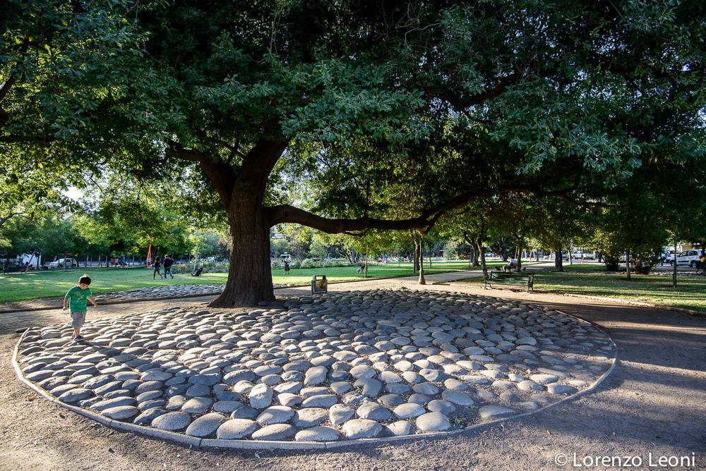 Parque Las Lilas - Providencia