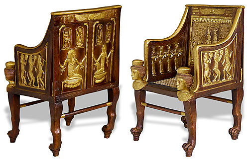 Beau Ancient Egyptian Chairs U2014 Have A Seat