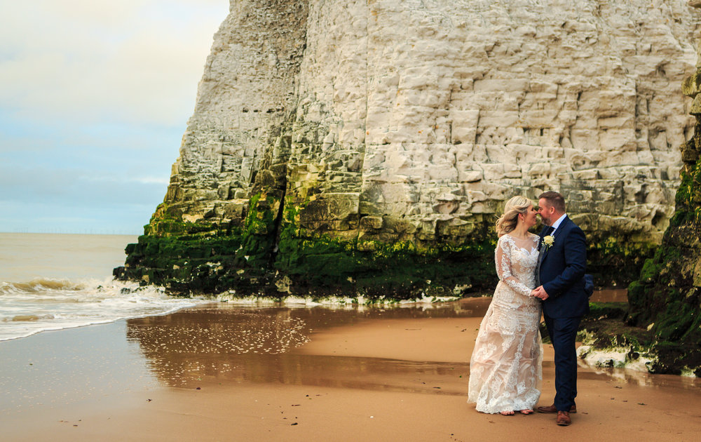 Ross and Kerries Botney Bay Wedding