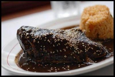 Mole Negro;  www.cartademexico.com
