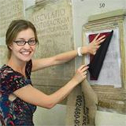 Rebekah Junkermeier, Ancient History B.A. Dartmouth College M.A. Harvard University