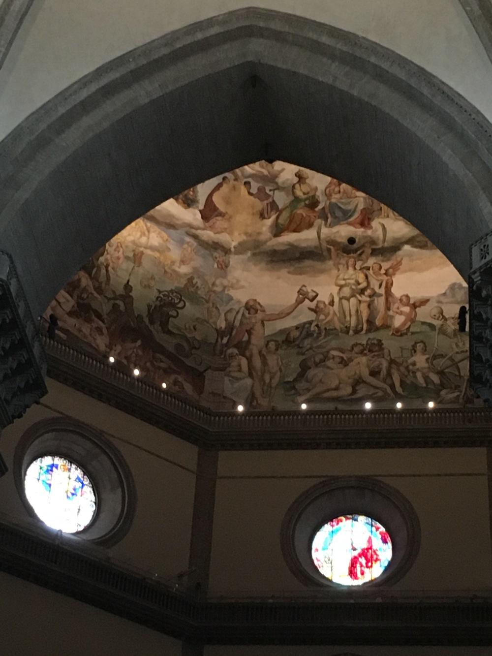 Interior of Il Duomo