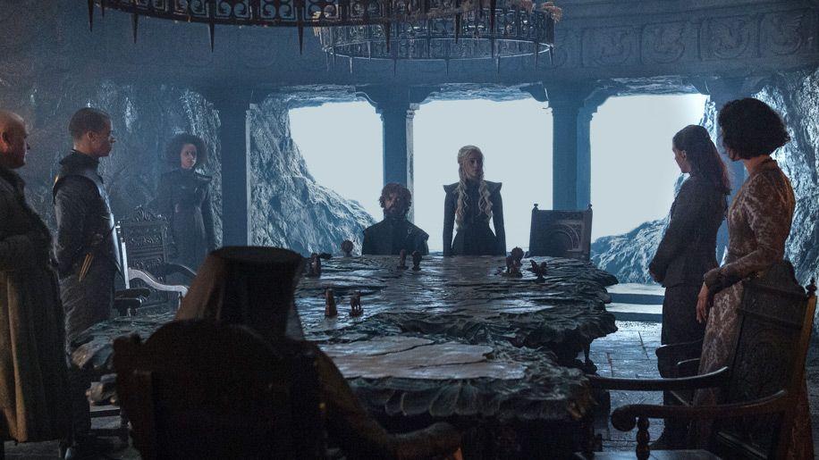 Daenerys' War Council