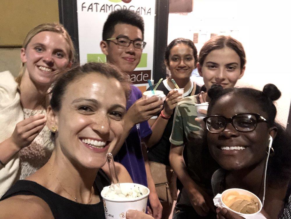 Rome group with gelato.jpeg