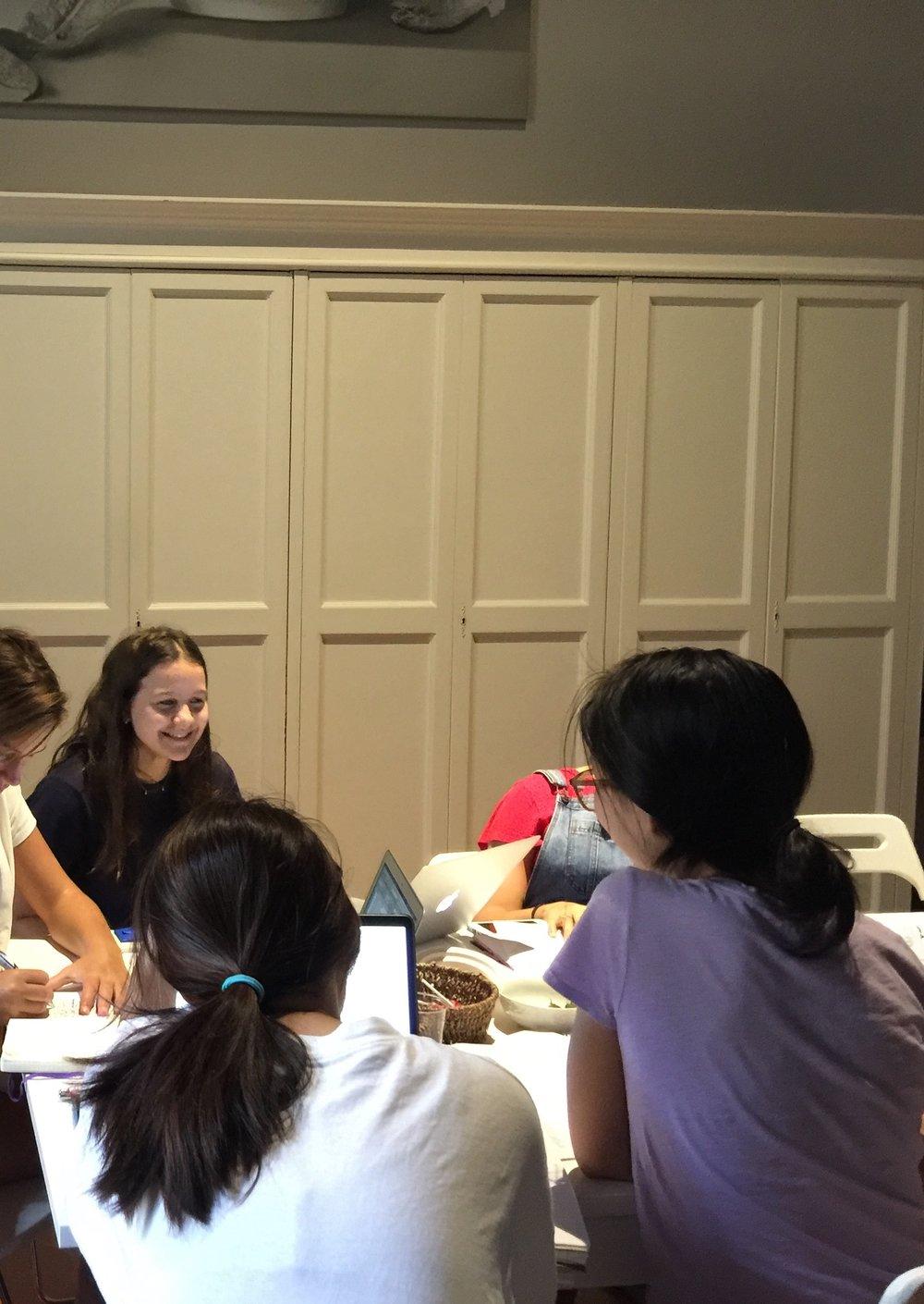Students reading Latin Flo 2.jpg