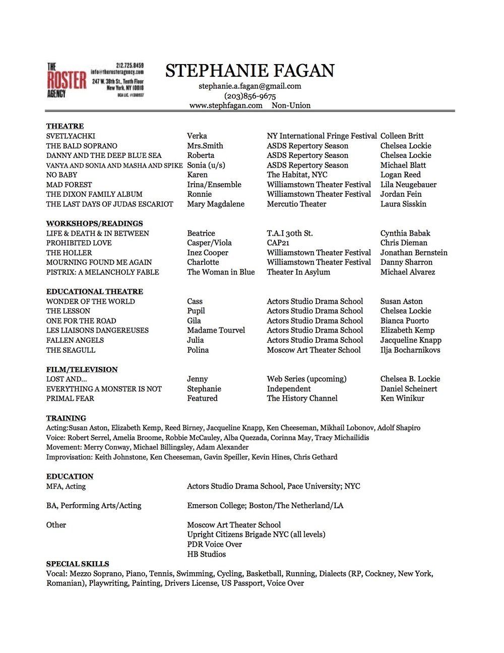 Stephanie Fagan Acting Resume.jpg