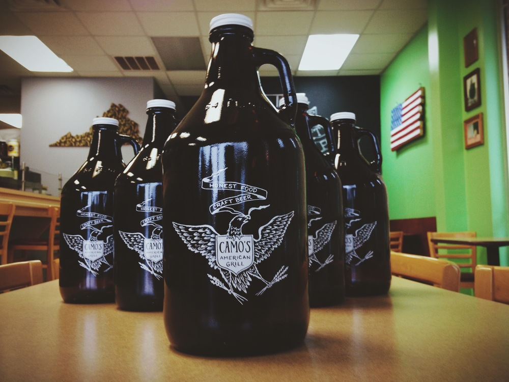 Growler fills are available, call ahead for details. 757-410-2266