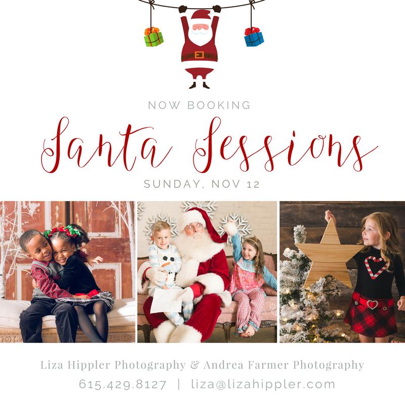 Santa Session Minis -