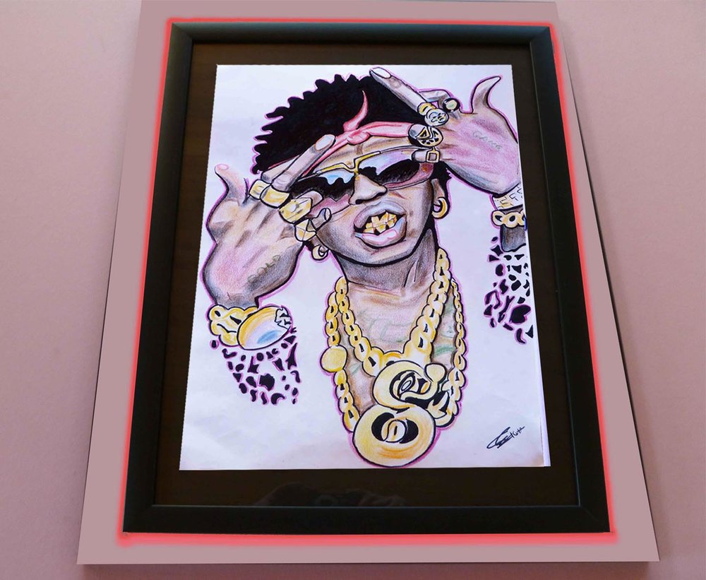 "Trinidad James - For the first nine months of 2012, Nicholas ""Trinidad James"" Williams was merely an urban clothing store clerk in his hometown of Atlanta, with an eccentric fashion sense.In October, however, his caricature-like persona and avant-garde approach to clothing was amplified and broadcast to the masses in a music video for his single, ""All Gold Everything."" The song and video attracted millions of views, and Trinidad James's career as a rapper seemingly began overnight. He quickly garnered a countless amount of fans and skeptics, both curious to see if he would become more than a one-hit wonder.Click to see.."