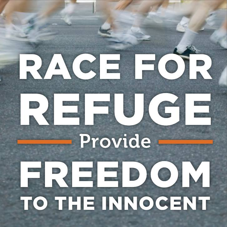 Race for Refuge Provide Freedom to the Innocent