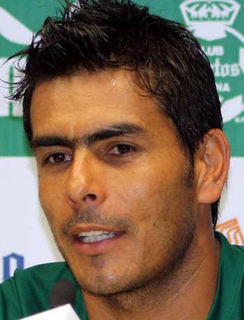 Oswaldo Sanchez, Mexican, Santos Laguna FC