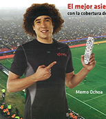Comcast, Guillermo Ochoa