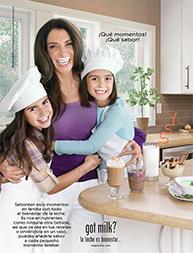 Got Milk?, Maggie Jimenez