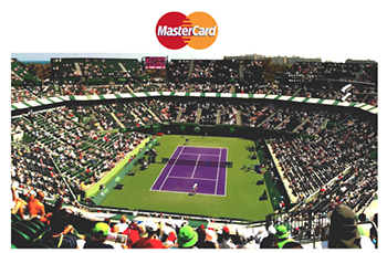 Sony Open Tournament Master Card Sponsorship