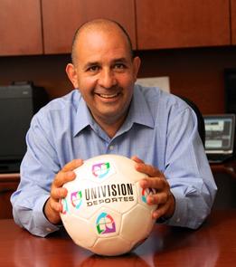 Juan Carlos Rodriguez, President of Univision Deportes