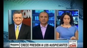 2014 CNN Dinero: El crecimiento de presión en auspiciantes de NFL