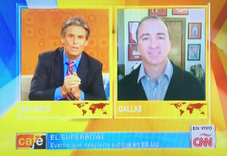 2015 CNN Cafe: El Super Bowl y las marcas
