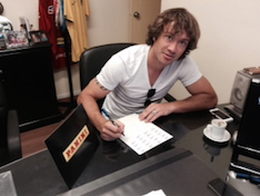 Diego Lugano; Uruguay NT