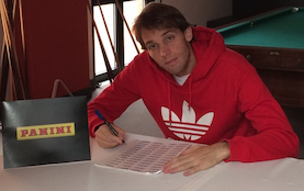 "Miguel ""Michu"" Angel; Spain NT"