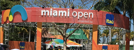 2015 Miami Open Tennis