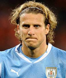 Diego Forlan, Uruguay soccer