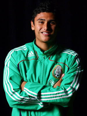Edgar Andrade, Mexican soccer