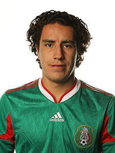 Efrain Juarez, Mexican soccer