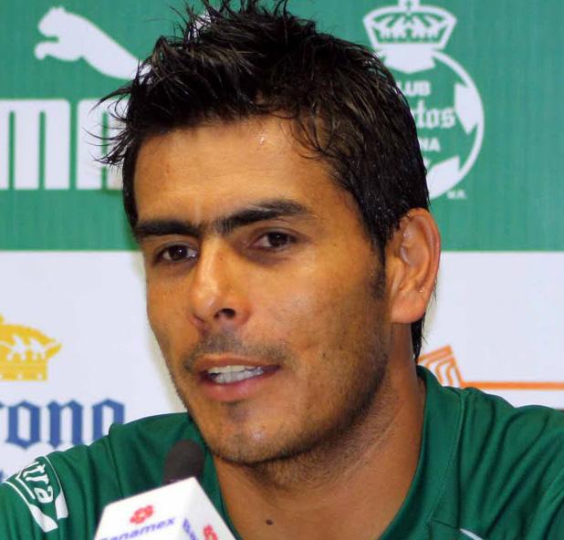 Oswaldo Sanchez, Mexican soccer