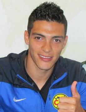 Raul Jimenez, Mexican soccer