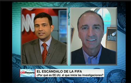 2015 CNN Dinero: FIFA scandal, Why USA involved