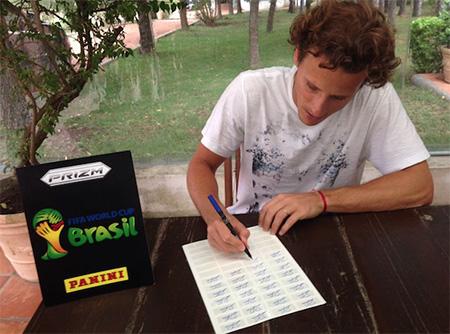 Diego Forlan; Uruguay NT