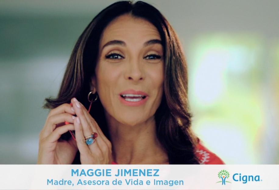 Cigna, Maggie Jimenez