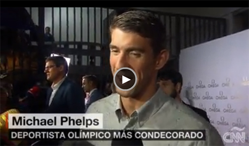 CNN Dinero: Olympic Games RIO 2016 & Retired Athletes