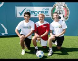 Degree;Jorge Campos, Luis Hernandez,Felix Fernandez