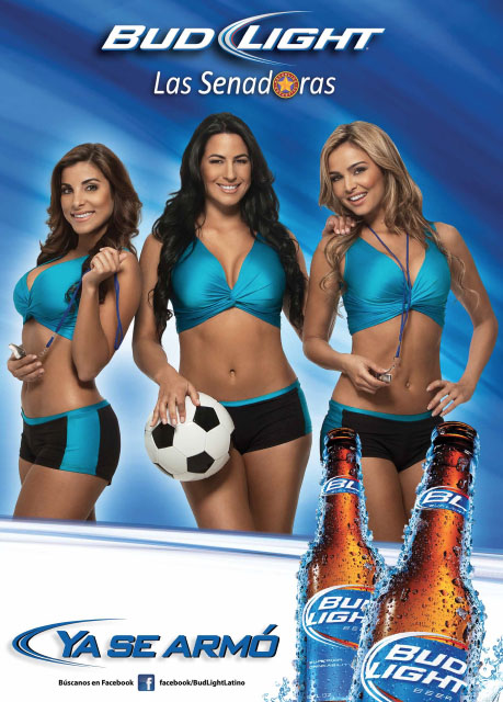 BUD LIGHT, Las Senadoras