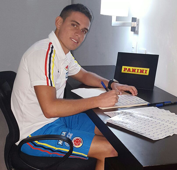 RAFAEL BORRE; Villarreal CF, Colombia NT