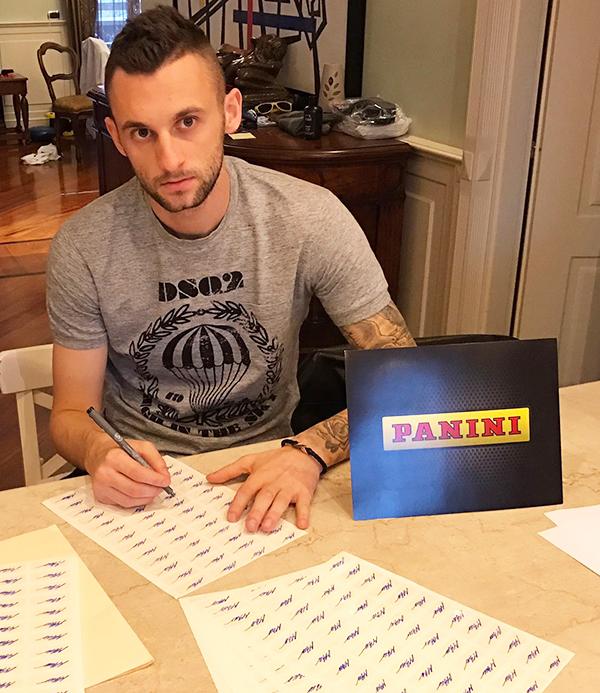 MARCELO BROZOVIC; Inter Milan, Croatia NT