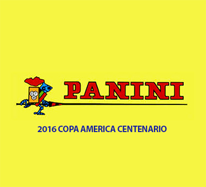 2016 Panini Copa America Centenario USA Collection